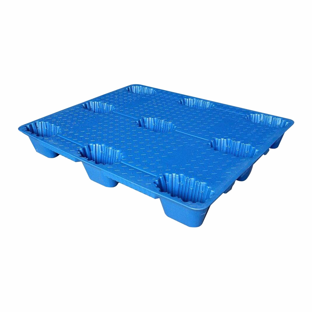 Nine-foot blow molding tray
